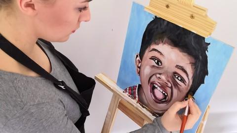 The 10 Hour Portrait