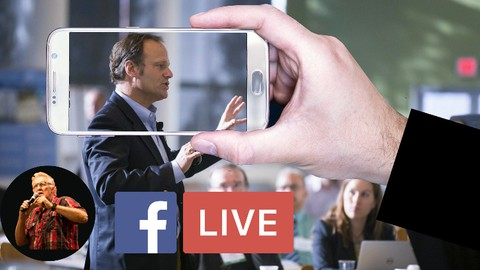 Facebook  Live Masterclass: Engage More With Facebook Live