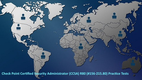 Check Point Certified Admin (CCSA)(#156-215) Practice Tests