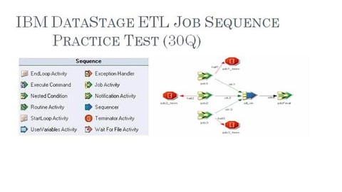 IBM DataStage ETL Job Sequence Practice Test (30Q)
