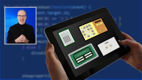 Web-Apps mit Javascript und jQuery selber programmieren
