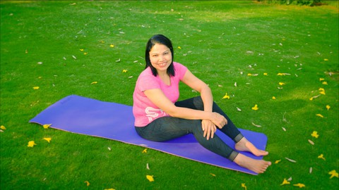 Yoga Part 2 An Ounce of Bliss through Yoga and Breathing