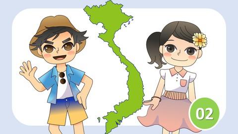 越南走透透,輕鬆學越語【02】