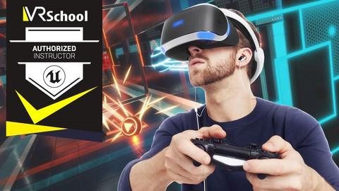 Intensivo de Videojuegos en VR. Pruébalo.