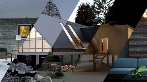 V-ray 5 & Sketchup para Arquitectura