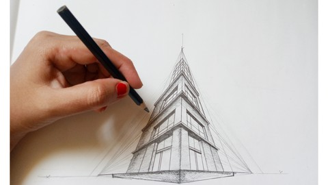 Perspective Drawings from Beginner to Pro