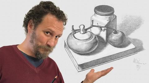 Marco Barucco's Pencil Drawing Basics