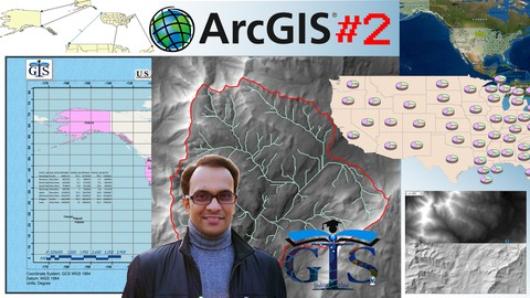 ArcGIS Level 2: Advanced Analysis, Editing and Mapping