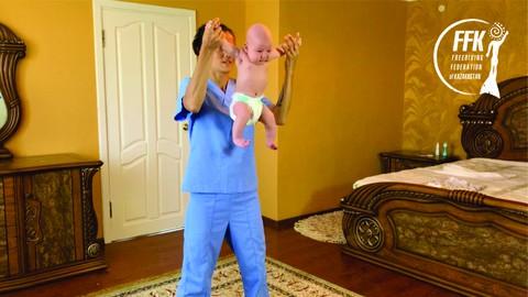 Первый тренер малыша (динамическая гимнастика и плавание)