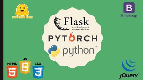 7ステップで作るPython x Flask x Pytorch  人工知能Webアプリ開発入門