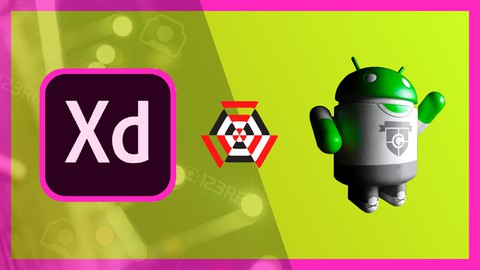 Android Application UI Creation in Adobe XD for Beginners