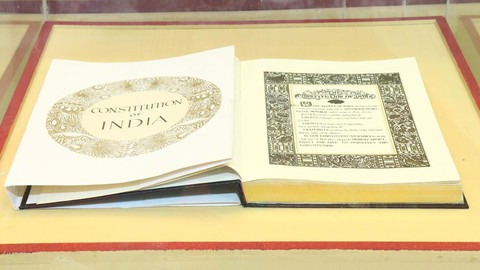 Constitutions-Why and How? (INDIA)