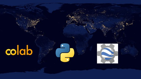 Spatial Data Analysis in Google Earth Engine Python & Colab
