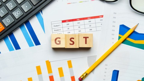 Complete Course on Goods and Service Tax in India