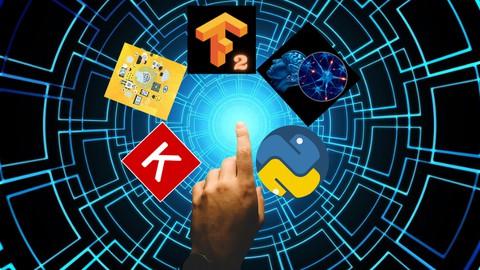 Tensorflow 2 & Keras:Deep Learning & Artificial Intelligence