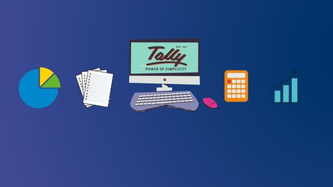 Tally ERP 9 Expert Project Based Training Course 2021