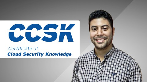 CCSK: Certificate of Cloud Security Knowledge 6 Tests - 2021