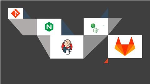 DevOps Project CI/CD Git GITLAB Jenkins Nodejs React