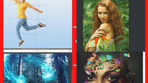Adobe Photoshop Kapsamlı Kursu