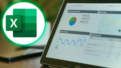 Microsoft Excel com Dashboard, Power Query e Projetos