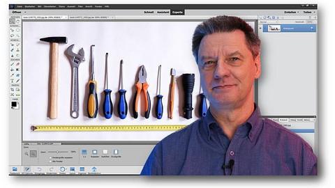 Photoshop Elements (III) - Die Werkzeuge für Bildbearbeiter