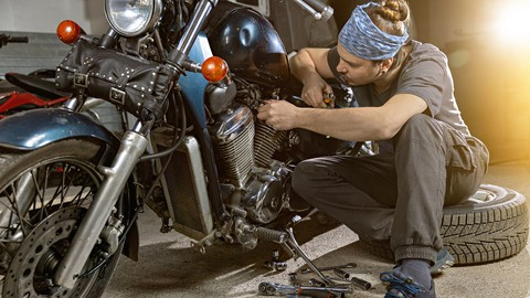 Complete Motorcycle Maintenance Course