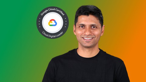 GCP for Beginners - Become a Google Cloud Digital Leader