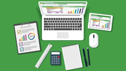 Microsoft Excel for Business Analytics. Basics to Advanced!