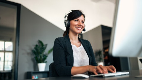 Become a Corporate Receptionist