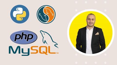 Pack ULTIME de Développement PHP & PYTHON & MYSQL (3 EN 1)