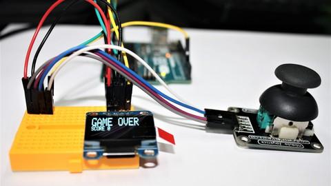 Aprende a hacer tu primer videojuego con Arduino