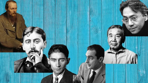 Creative Writing and Storytelling: Learn from 6 Masters