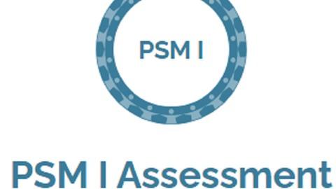 Professional Scrum Master - PSM 1