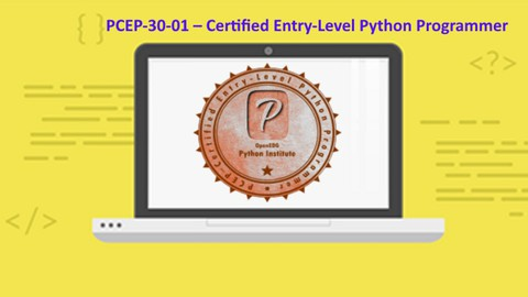 Certified Entry-Level Python Programmer: 6 Practice Exams