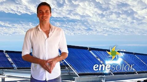 Energía Solar Térmica.Termotanque y climatización de piscina