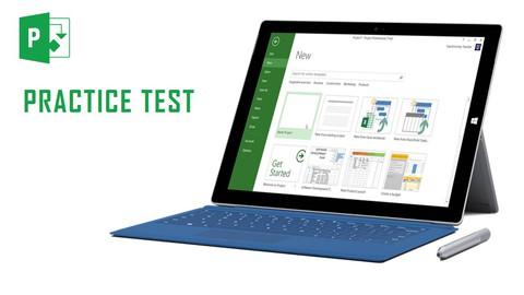 Microsoft Project 2016 Practice Test