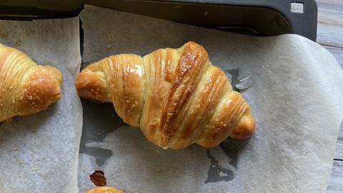 croissant vegani, la mia doppia sfogliatura