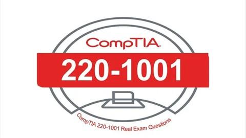 كل ما تحتاجه لاجتياز اختبار A + Certification Core 1