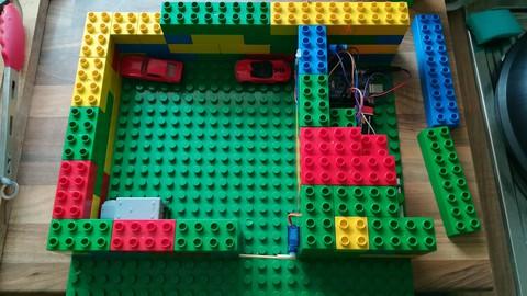 Das Arduino Parkhaus