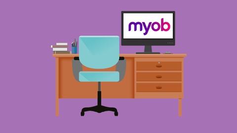 MYOB Accounting Project Based Basic to Advance Training 2021