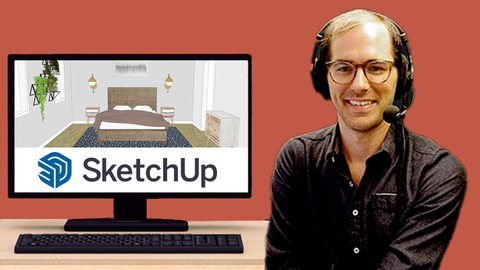 SketchUp 2021 Quick Start: How to Model Your Bedroom