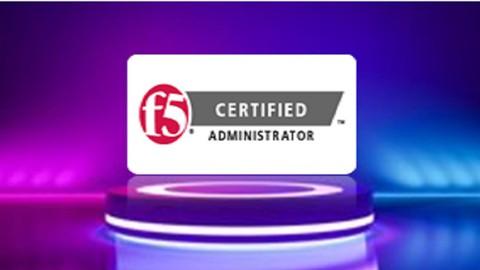 F5-101-201 Certified Big-IP Administrator Practice Exams