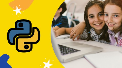 Teach Python to Kids Age 8 to 10
