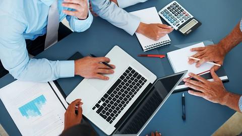 Contabilidade Financeira, Tributária, Análise de Balanço/DRE
