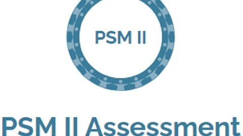 Professional Scrum Master II - PSM 2 / PSM II