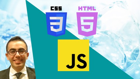 Learn HTML, CSS, and JavaScript through 2 simple projects.