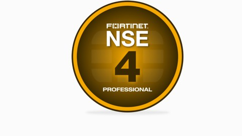 Fortinet NSE4_FortiOS 6.4  Practice Test