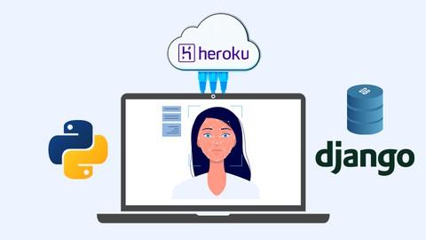 Computer Vision Face Recognition Django WebApp Deploy Heroku