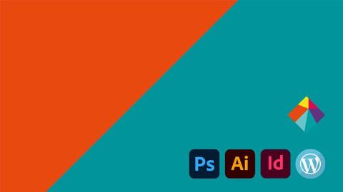 Photoshop, Illustrator, Indesign, Wordpress avec votre CPF