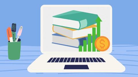 4-Figure Passive Income with Amazon KDP & Self-publishing